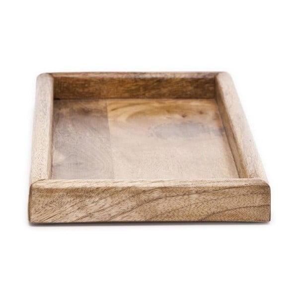 Ręcznie wykonana taca drewniana NORR11 Vintage, 50x20 cm