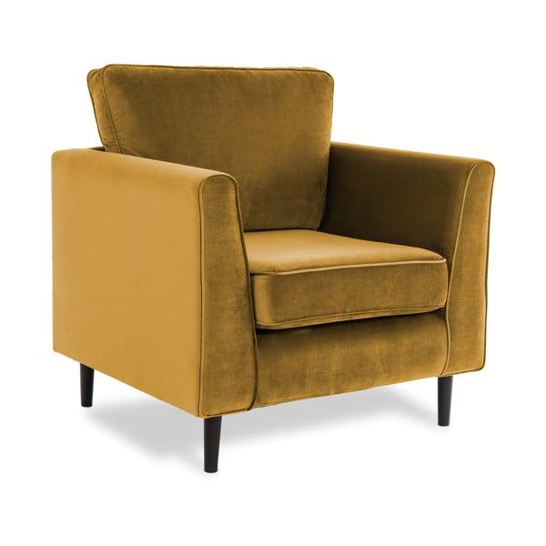 Fotel VIVONITA Portobello Yellow
