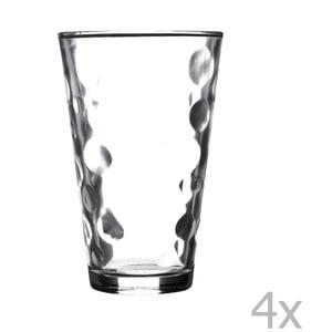 Zestaw 4 szklanek Essentials Cirque, 300 ml