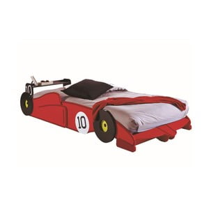 Łóżko Pilota Red, 209x101x40,5 cm