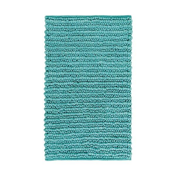 Dywanik łazienkowy Cesar 60x100 cm, turkusowy