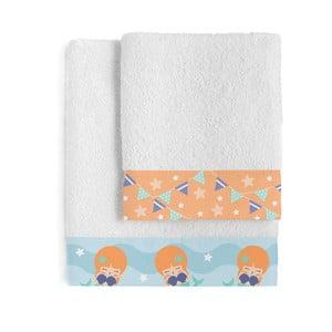 Zestaw 2 ręczników Happynois Sailor