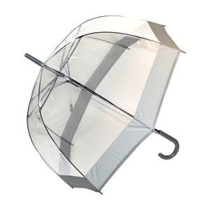 Parasol z białymi detalami Transpo
