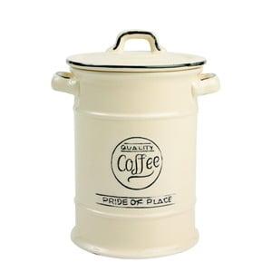 Kremowy pojemnik ceramiczny na kawę T&G Woodware Pride Of Place