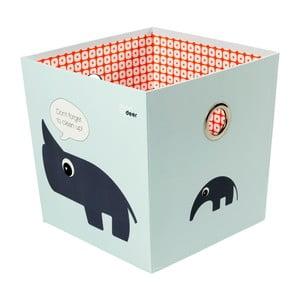 Niebieskie pudełko Done by Deer Frends