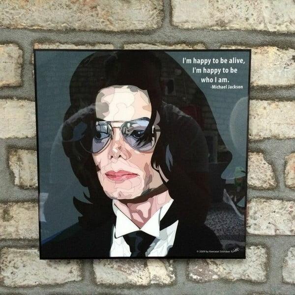 """Obraz """"Michael Jackson"""""""
