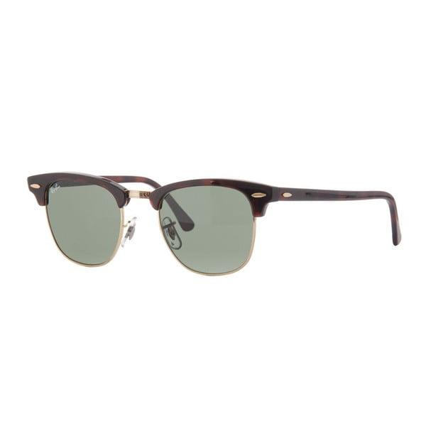 Okulary przeciwsłoneczne Ray-Ban Clubmaster Havana Morning