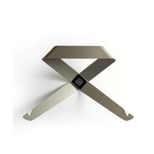 Brązowy wieszak ścienny MEME Design Fiocco