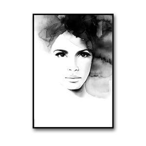 Plakat autorski Pretty Anne, 30x40 cm