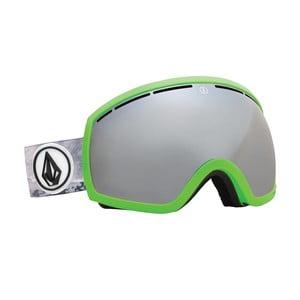 Gogle narciarskie Volcom EG2 V.Co Lab Silver z powłoką przeciwmgielną