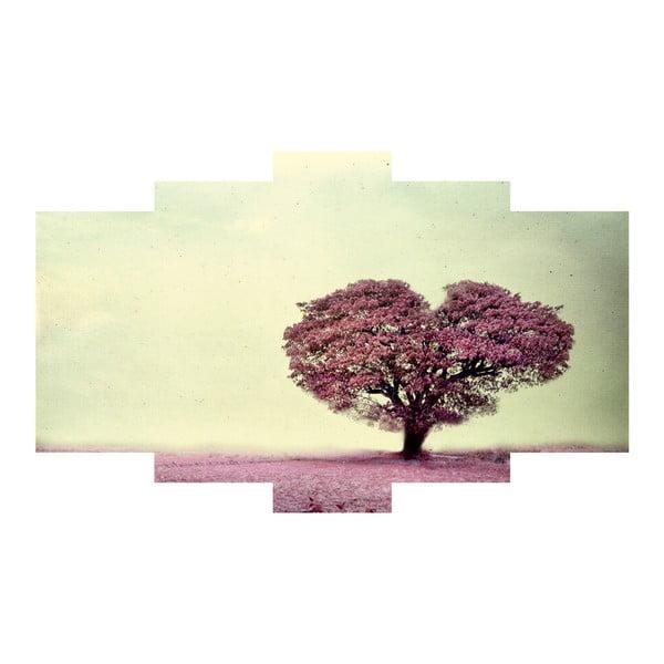 Pięcioczęściowy obraz Tree