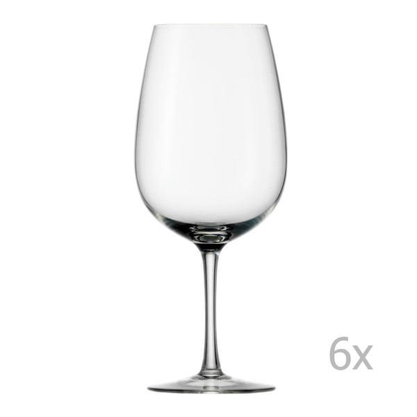 Zestaw 6 kieliszków Stölzle Lausitz Weinland Bordeaux, 660 ml