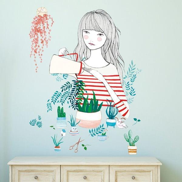 Naklejka Chispum Gardener
