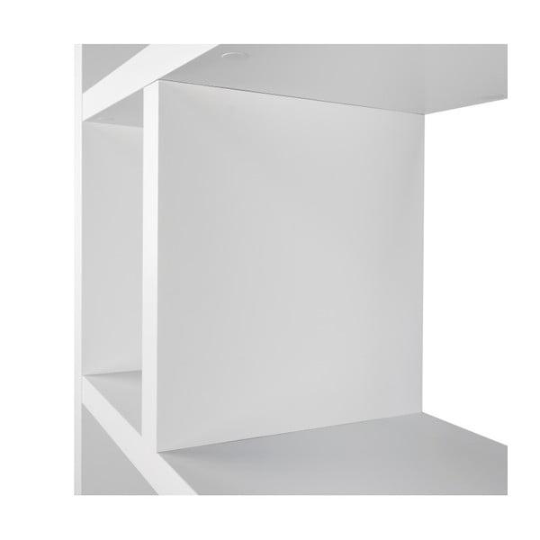 Biała biblioteczka TemaHome Berlin, 70x198 cm