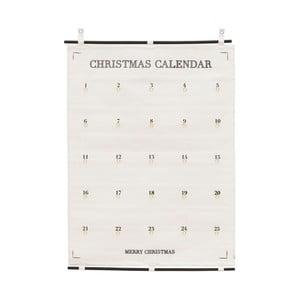 Świąteczny kalendarz ścienny House Doctor Christmas