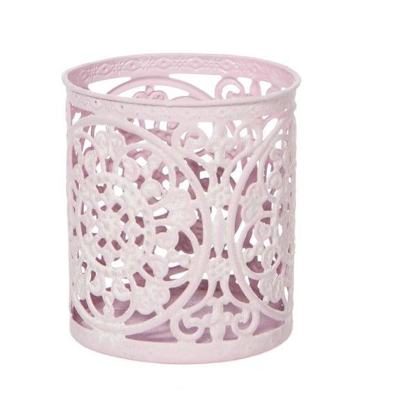 Lampion Round Pink, 9 cm