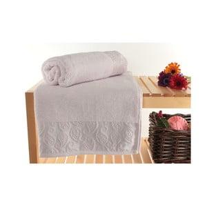 Zestaw 2 ręczników kąpielowych Sal, 90x150 cm