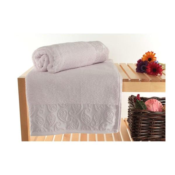 Zestaw 2 ręczników Sal, 90x150 cm