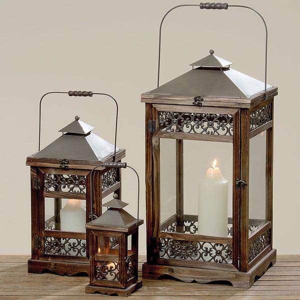 Zestaw 2 lampionów Amira