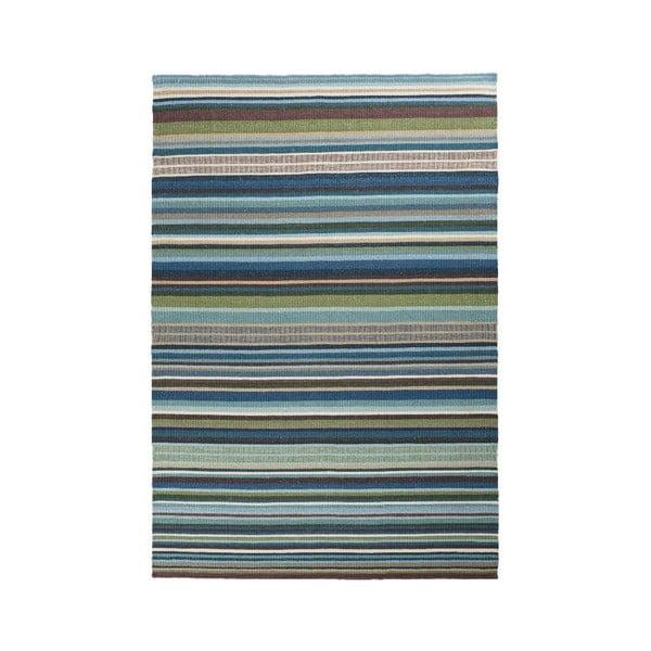 Wełniany dywan Feel Denim, 170x240 cm