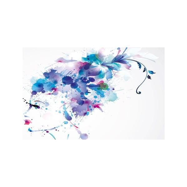 Obraz Niebieski, 45x70 cm