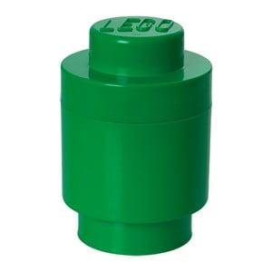 Zielony pojemnik okrągły LEGO®