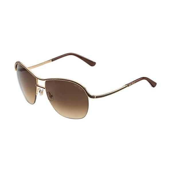Okulary przeciwsłoneczne Jimmy Choo Jess Rose Gold/Brown