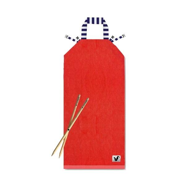 Plażowy leżak Origama Tomato Stripes