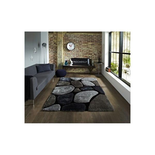 Dywan Noble House Grey Cobalt, 150x230 cm
