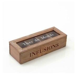 Pudełko na herbatę Infusion