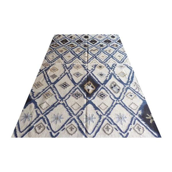 Ręcznie tkany dywan Kilim 199, 155x240 cm
