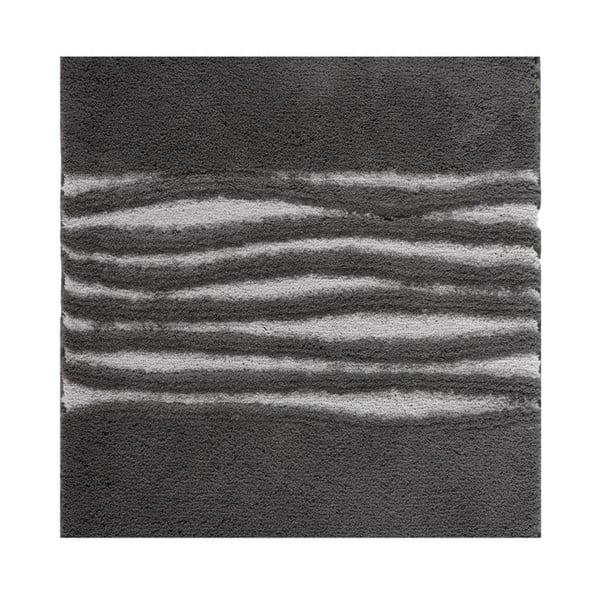 Dywanik łazienkowy Morgan Dark Grey, 60x60 cm