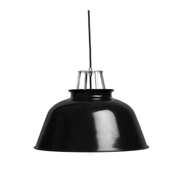 Lampa sufitowa Station Lamp, czarna