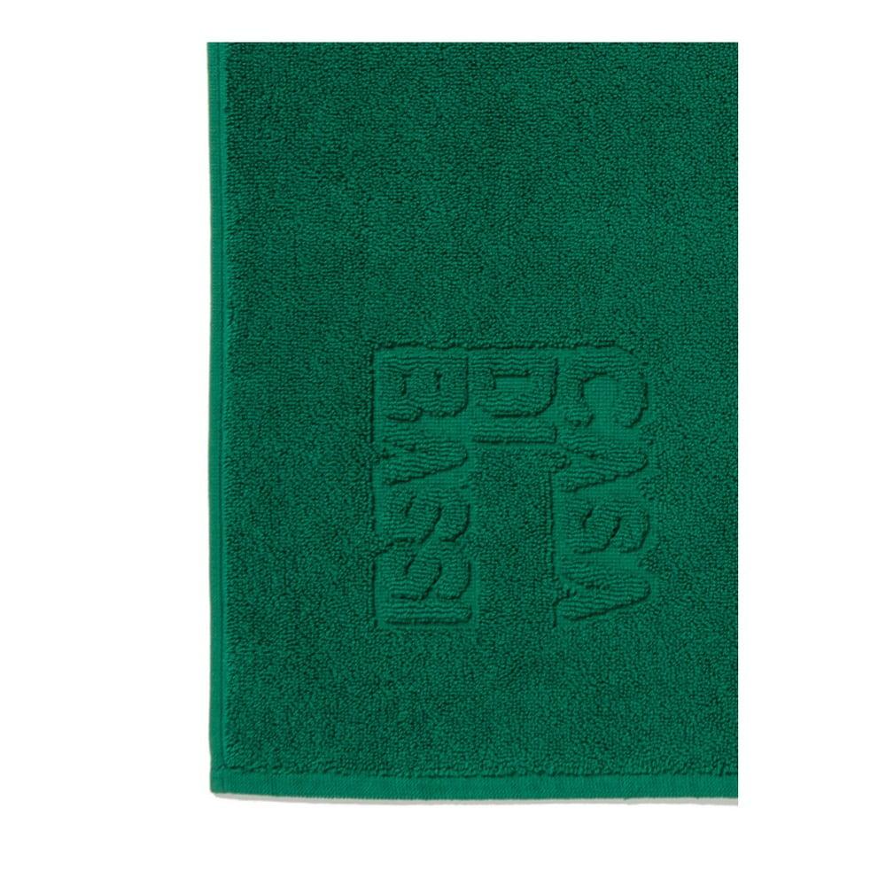 zielony dywanik azienkowy casa di bassi logo 50x70 cm bonami. Black Bedroom Furniture Sets. Home Design Ideas