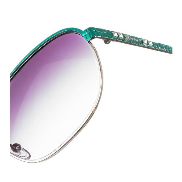 Damskie okulary przeciwsłoneczne Guess GU7232-GRN35