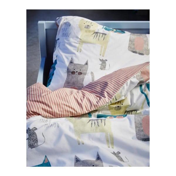 Pościel COVERS & CO Meow, 140x220 cm