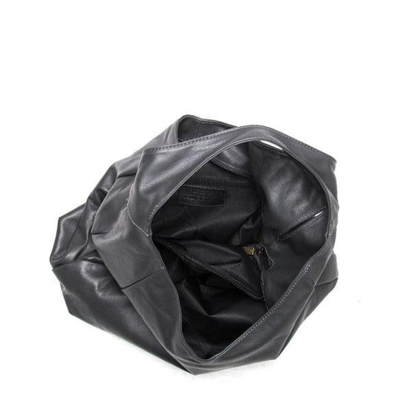 Skórzana torebka Isabella Rhea 2106 Grigio