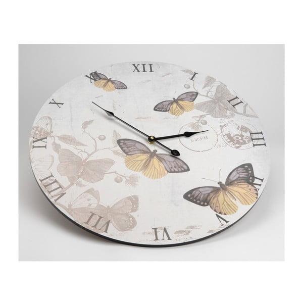 Zegar Butterflies, 50 cm