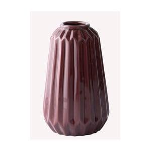 Ceramiczny wazon Plum, 15 cm