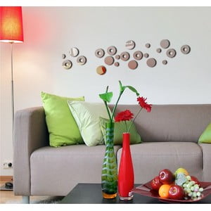 Lustro dekoracyjne Bąbelki