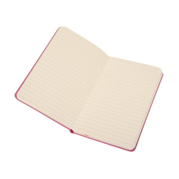 Notes Magenta Hard PKT, w linie