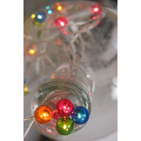 Świecący   łańcuch Pearl Lights Color