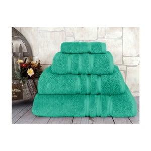 Zielony ręcznik Irya Home Classic, 30x50 cm