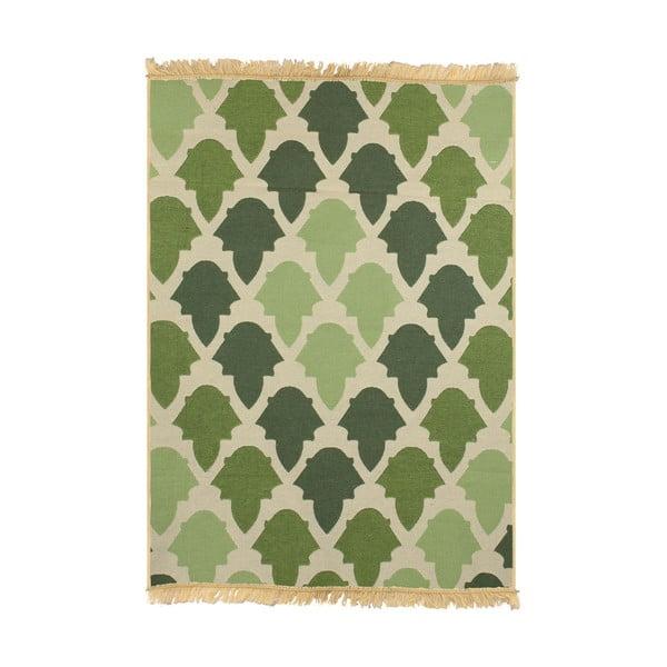 Zielony dywan Floorist Baklava Green, 60x90 cm