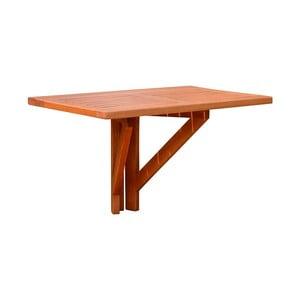 Stół składany z drewna eukaliptusowego ADDU Stanford
