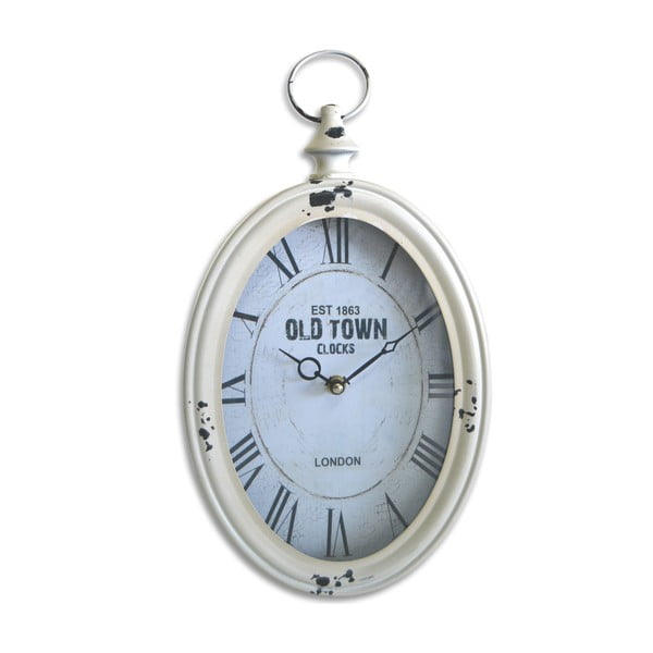 Zegar owalny Charlotte