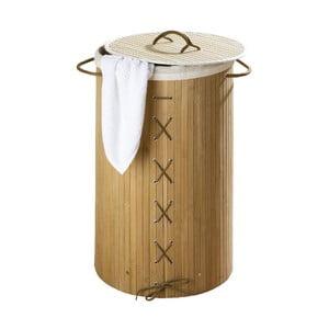 Bambusowy kosz na pranie Biana