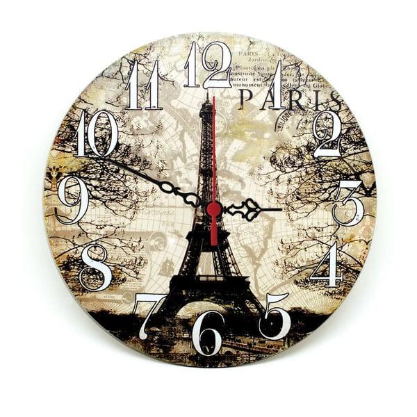 Zegar ścienny Lovely Paris, 30 cm