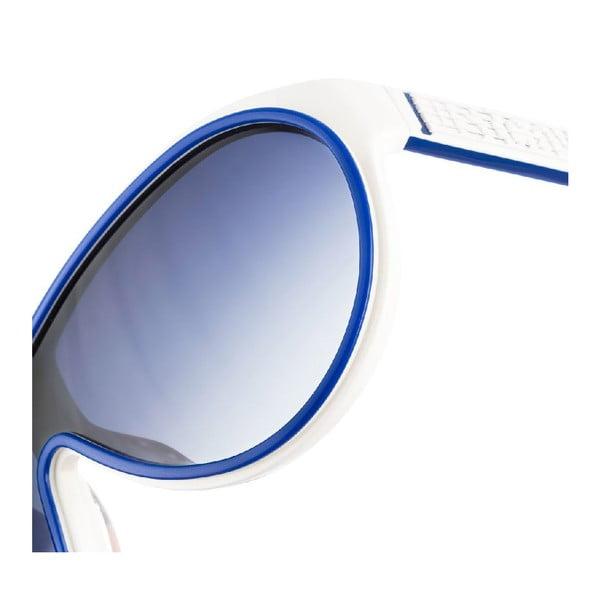 Męskie okulary przeciwsłoneczne Just Cavalli White Blue