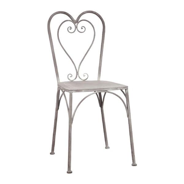 Metalowe krzesło Curlis